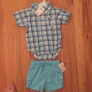 Boys baby outfit